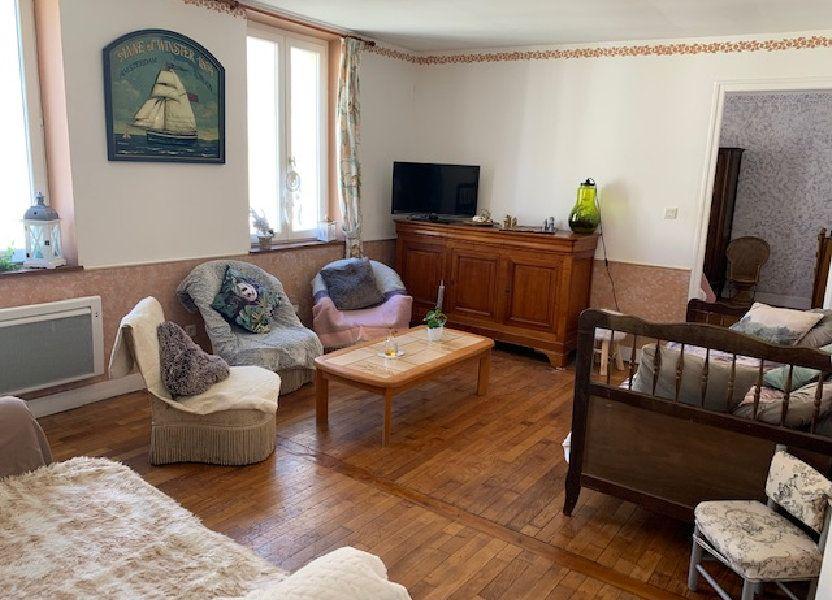 Maison à vendre 200m2 à Houlbec-Cocherel