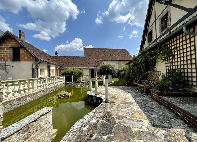 Maison à vendre 170m2 à Tillières-sur-Avre