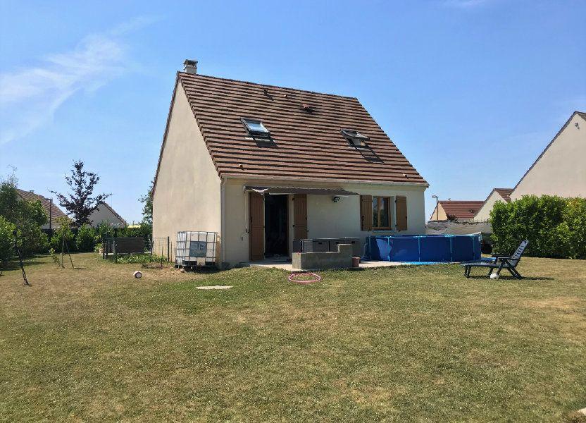 Maison à vendre 90m2 à Saint-André-de-l'Eure