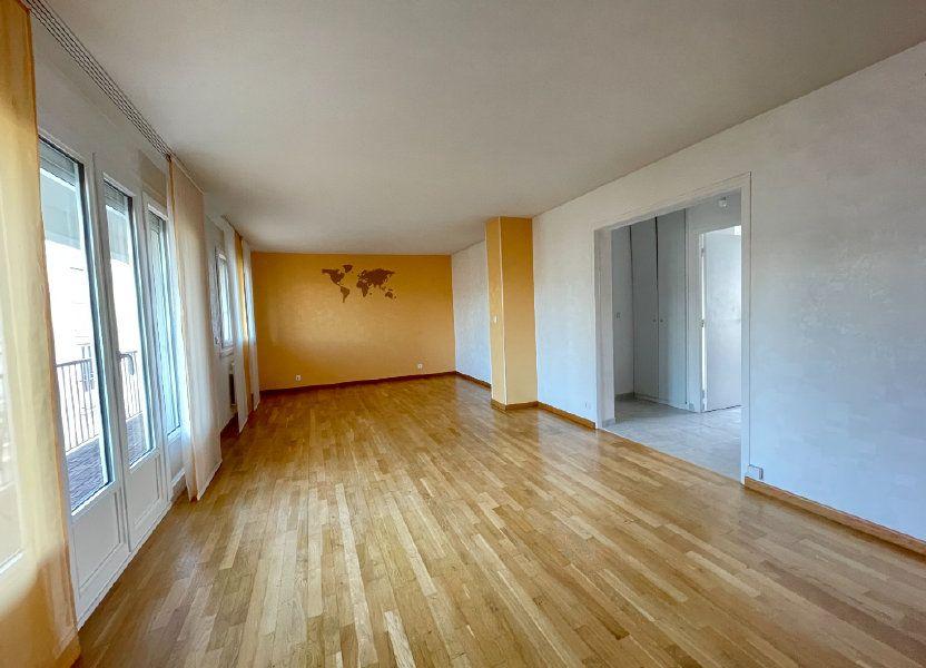 Appartement à louer 83.58m2 à Évreux