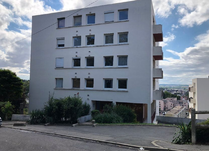 Appartement à louer 59.36m2 à Évreux