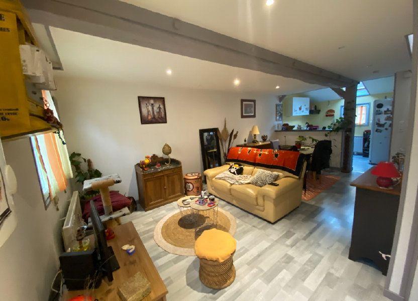 Maison à vendre 50m2 à Breteuil