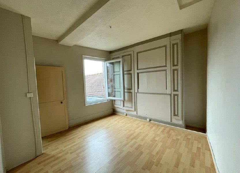 Maison à vendre 58m2 à Saint-André-de-l'Eure