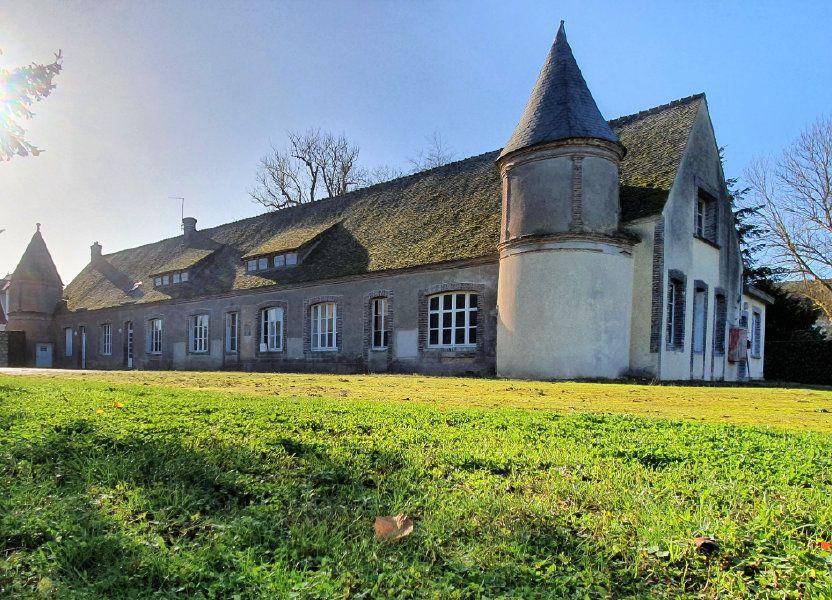 Maison à vendre 750m2 à Aunay-sous-Crécy