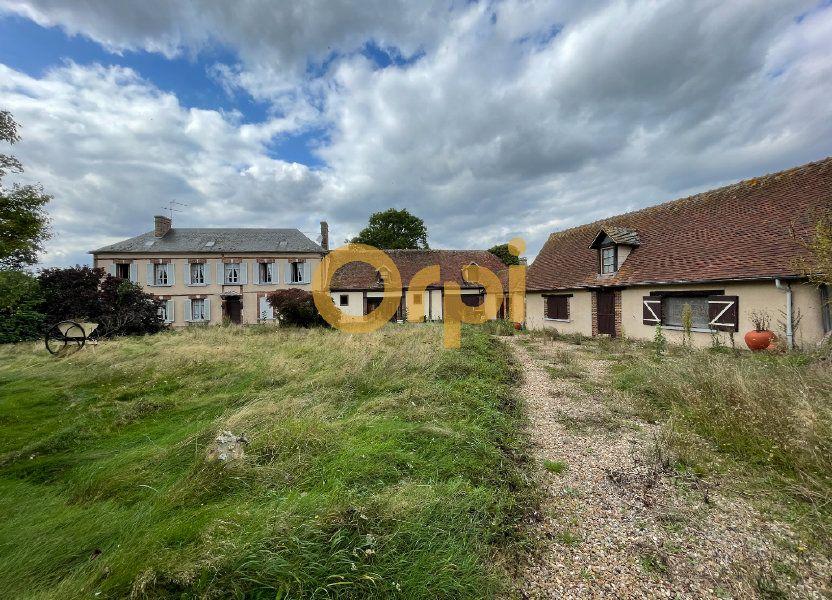 Maison à vendre 200m2 à Sylvains-les-Moulins