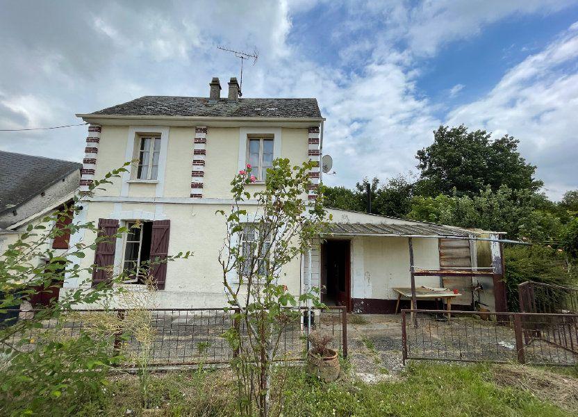Maison à vendre 78m2 à Saint-André-de-l'Eure