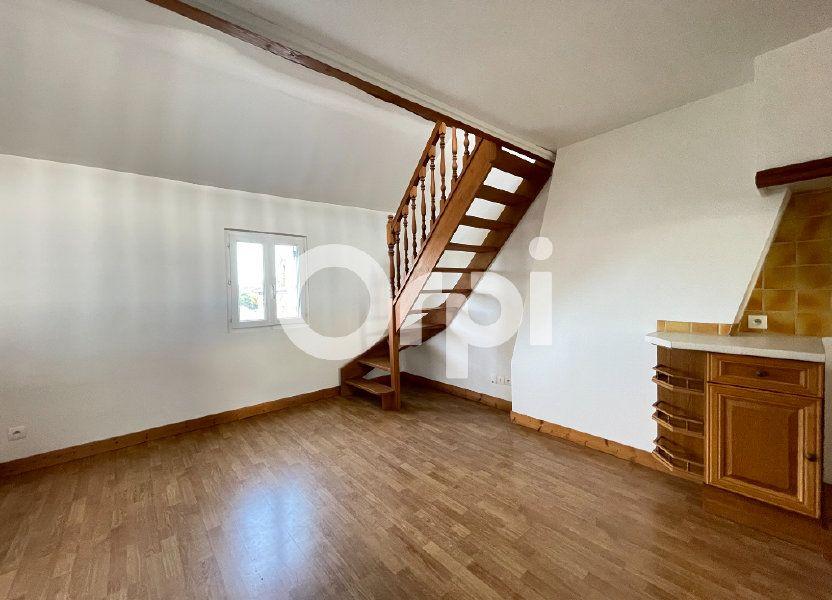 Appartement à louer 32.93m2 à Damville