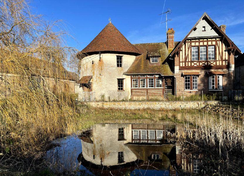 Maison à vendre 219.5m2 à Buis-sur-Damville