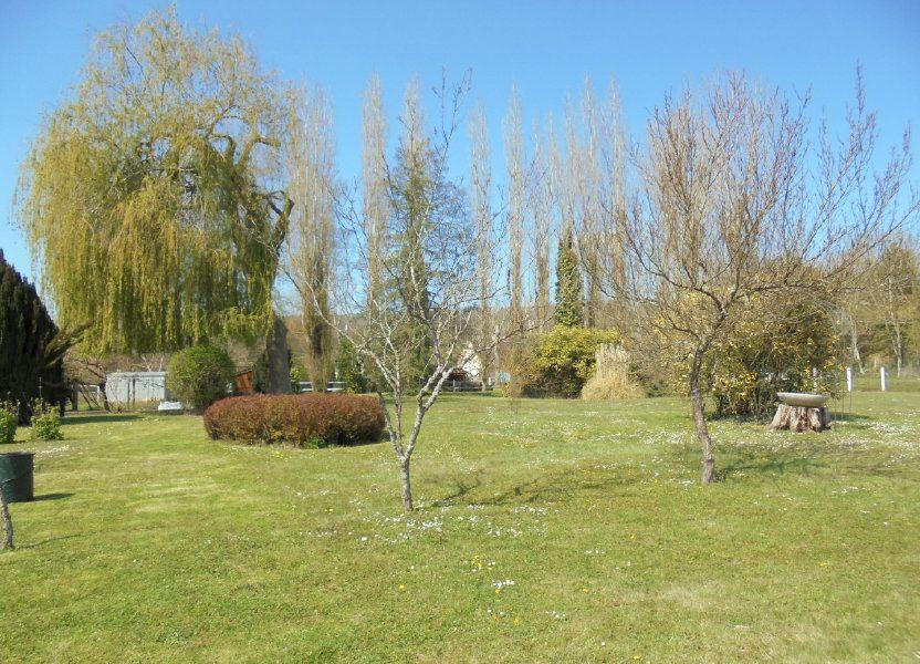Terrain à vendre 1390m2 à Aulnay-sur-Iton