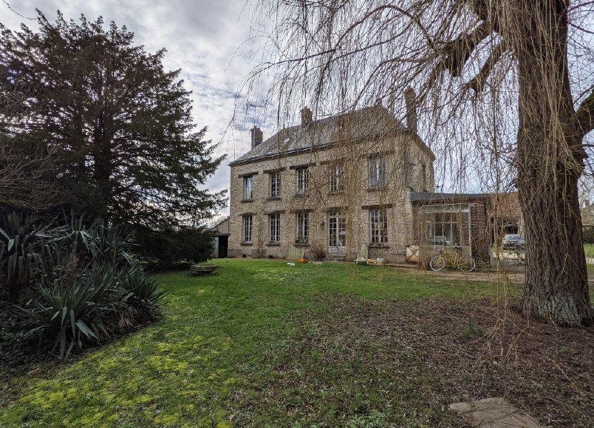 Maison à vendre 300m2 à Caillouet-Orgeville