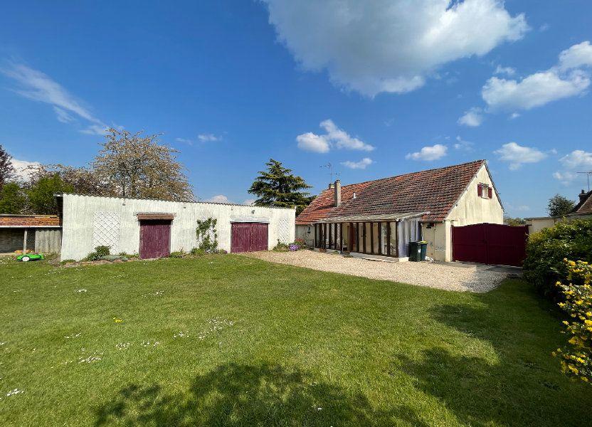 Maison à vendre 128m2 à Les Authieux