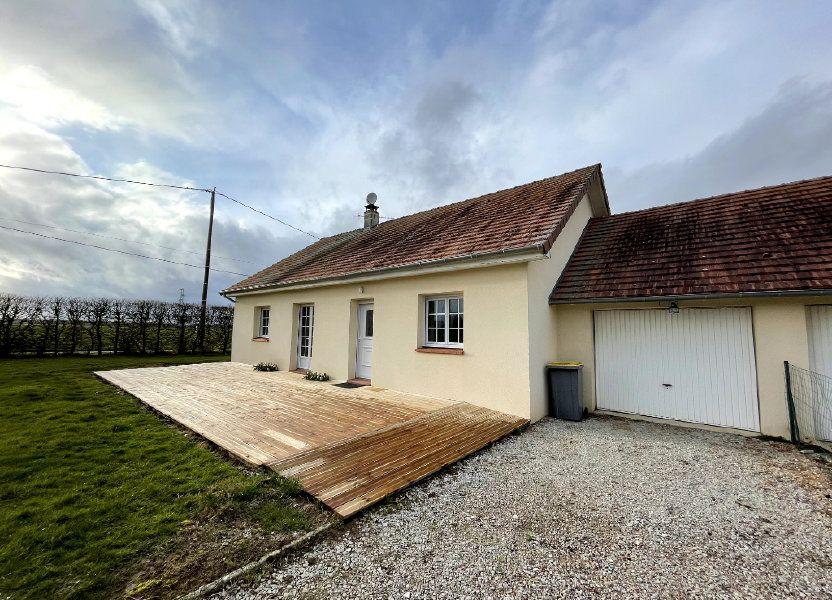 Maison à louer 91m2 à Saint-Aubin-des-Hayes