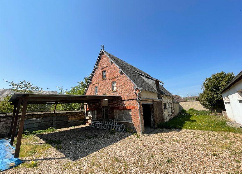 Maison à vendre 130m2 à Saint-André-de-l'Eure