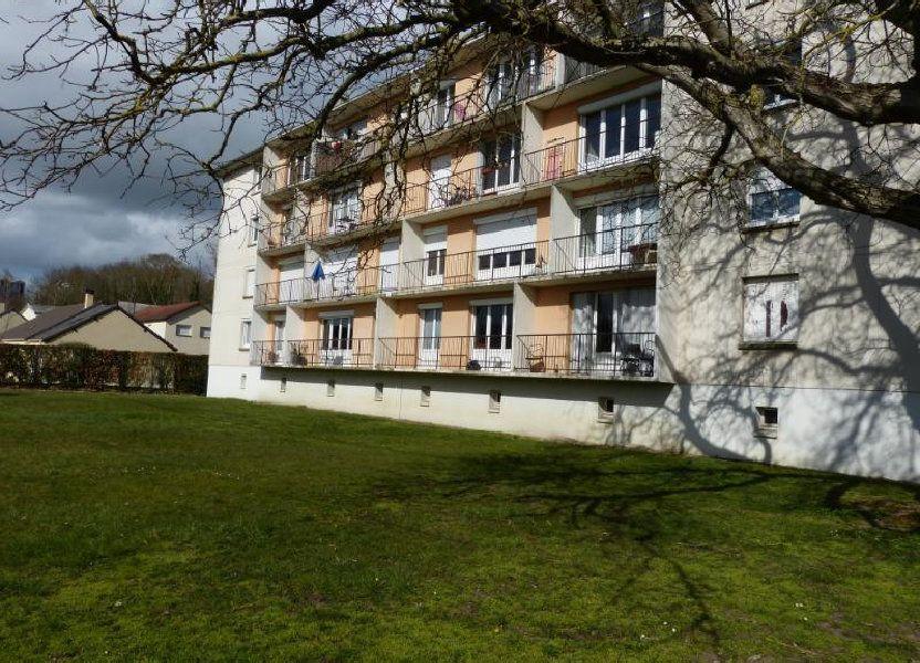 Appartement à louer 66m2 à Évreux