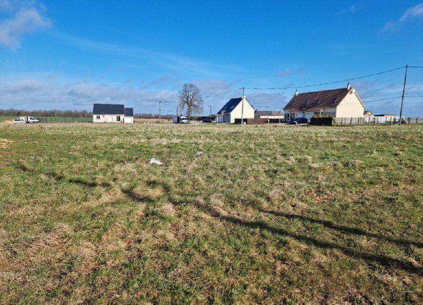 Terrain à vendre 842m2 à La Forêt-du-Parc