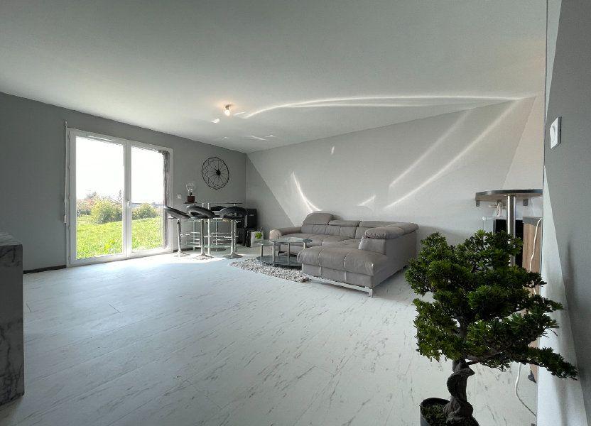Maison à vendre 62.55m2 à Bémécourt