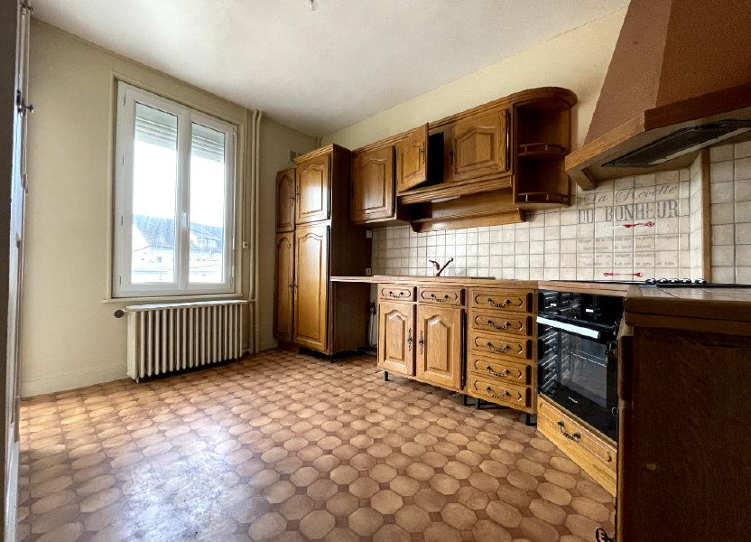 Maison à vendre 55m2 à Conches-en-Ouche