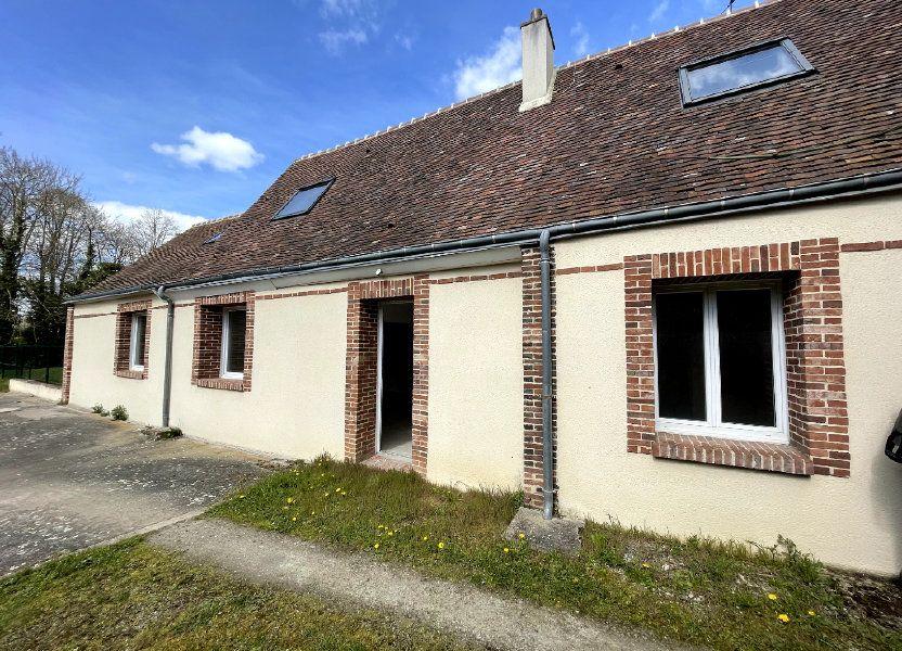 Maison à vendre 122m2 à Verneuil-sur-Avre
