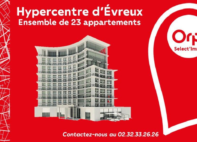 Immeuble à vendre 1500m2 à Évreux