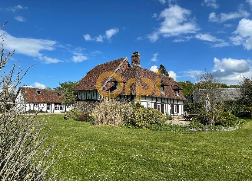 Maison à vendre 144m2 à Sainte-Marguerite-de-l'Autel