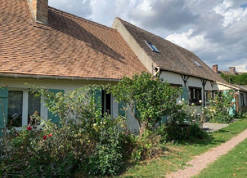 Maison à vendre 211m2 à Vaux-sur-Eure