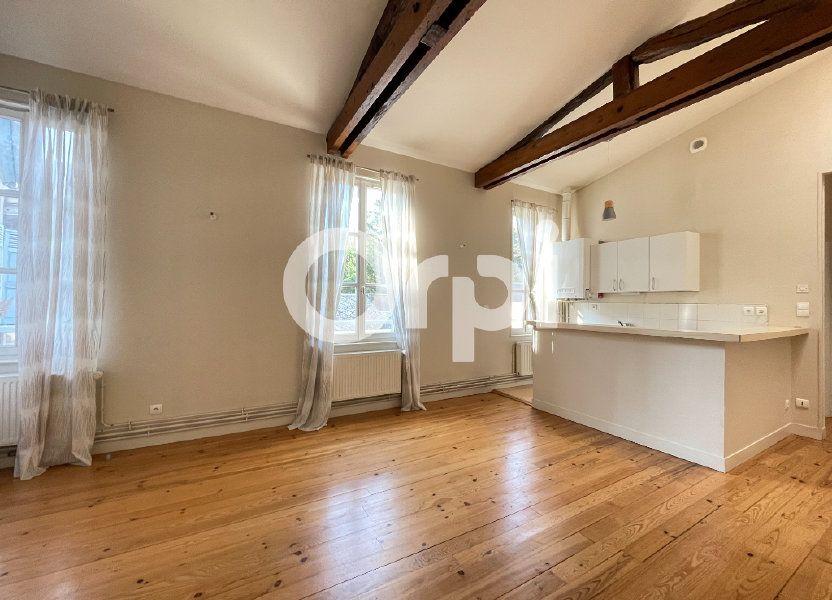 Appartement à louer 45.52m2 à Évreux