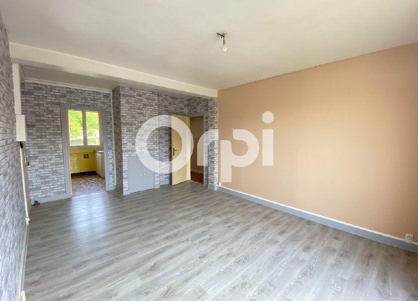 Appartement à louer 55.36m2 à Évreux