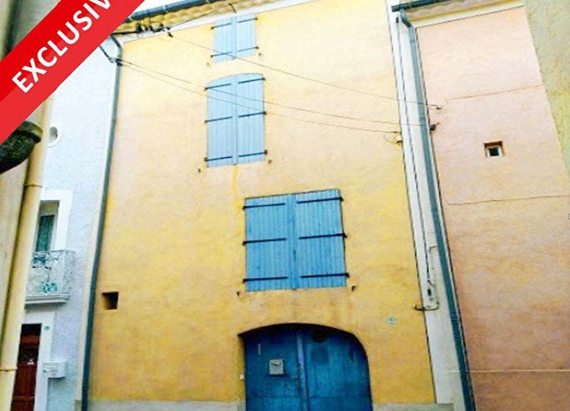 Maison à vendre 60m2 à Florensac