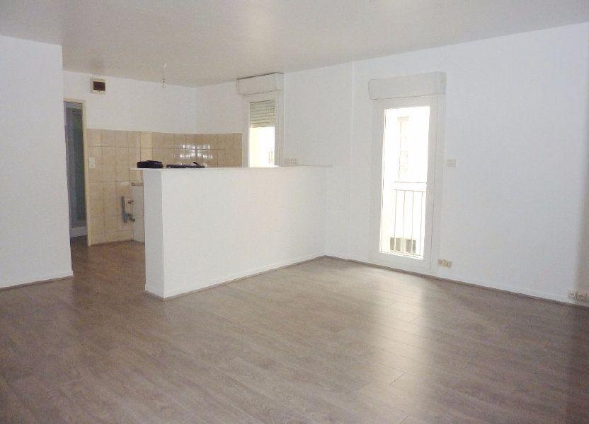 Appartement à louer 51m2 à Béziers