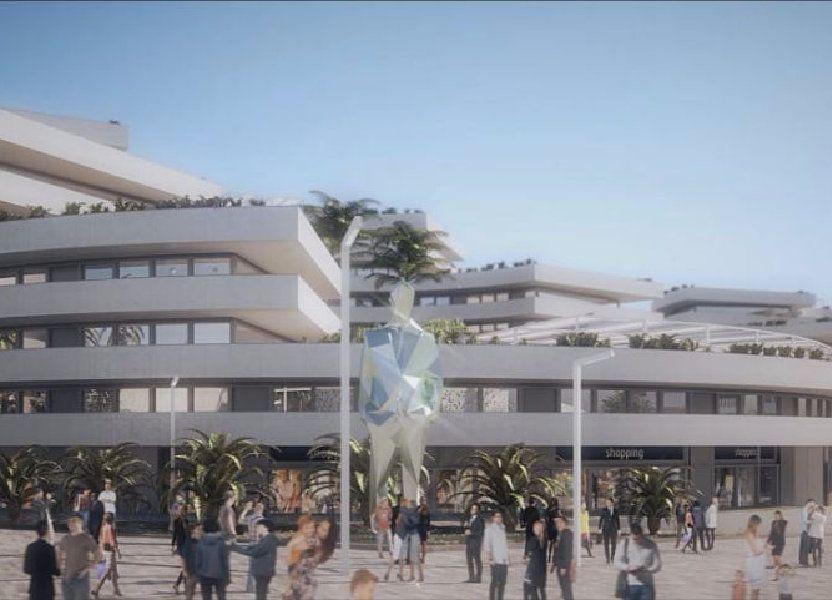 Appartement à vendre 55.4m2 à Le Cap d'Agde - Agde