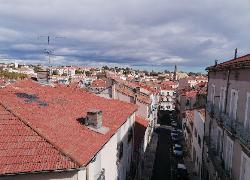 Appartement à louer 60.24m2 à Béziers
