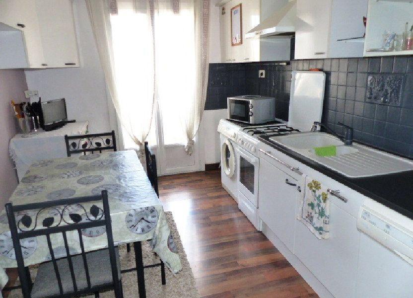 Appartement à vendre 82.54m2 à Béziers