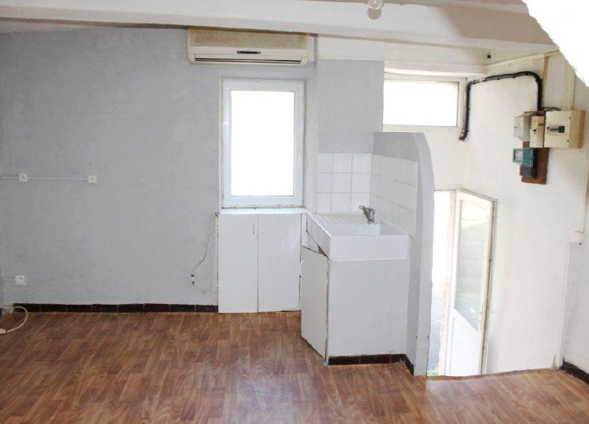 Maison à vendre 31m2 à Fontès