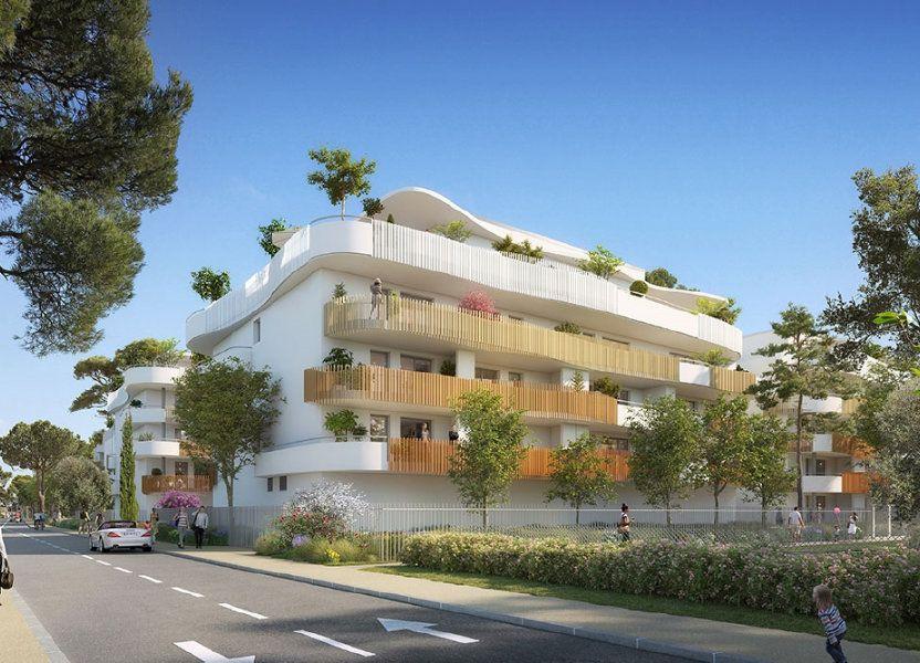 Appartement à vendre 68.9m2 à Sérignan