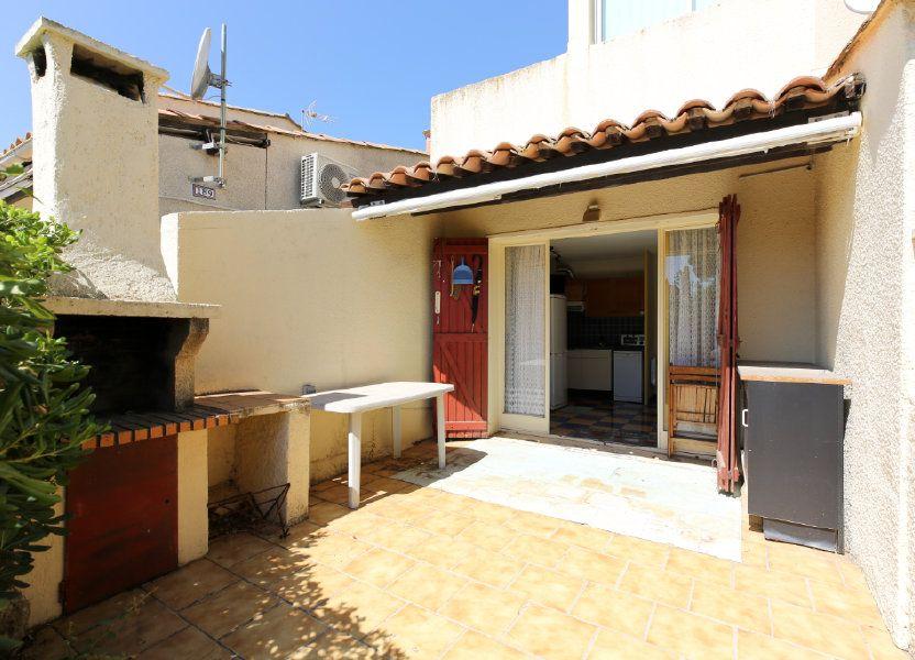 Maison à vendre 35m2 à Le Cap d'Agde - Agde