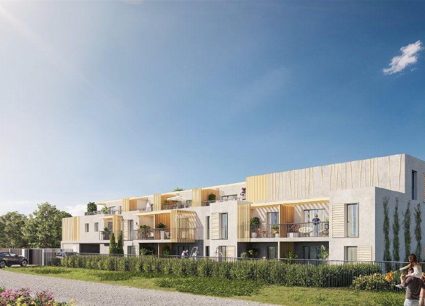 Appartement à vendre 59.93m2 à Agde