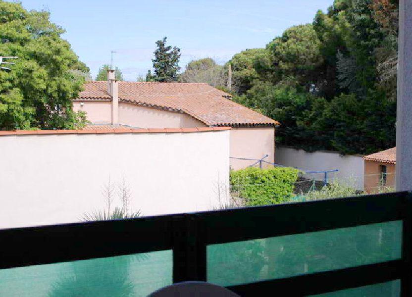 Appartement à vendre 21m2 à Agde