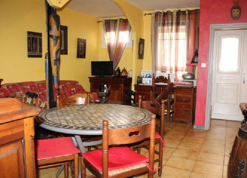Appartement à vendre 57m2 à Béziers