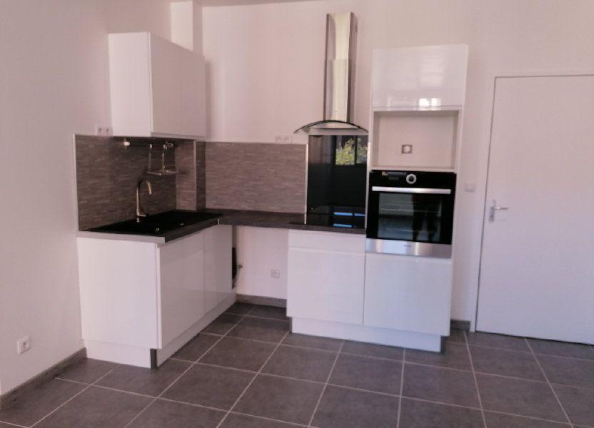 Appartement à louer 53m2 à Béziers