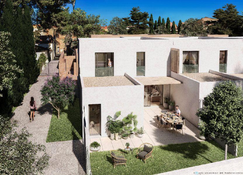 Maison à vendre 108.33m2 à Béziers