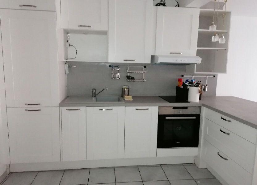 Appartement à louer 50.21m2 à Béziers