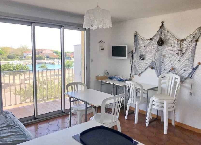 Appartement à vendre 32m2 à Marseillan