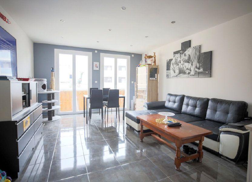 Appartement à vendre 66.96m2 à Béziers