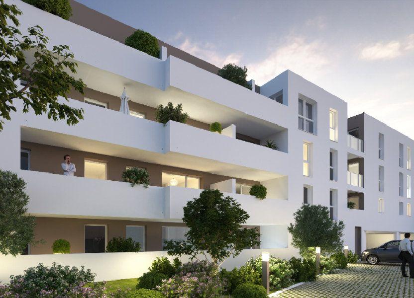 Appartement à vendre 50.9m2 à Agde