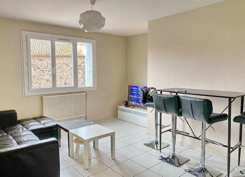 Appartement à vendre 58.21m2 à Agde