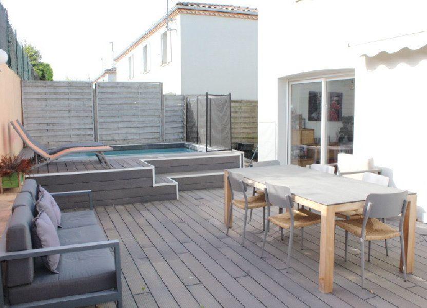 Maison à vendre 110m2 à Boujan-sur-Libron
