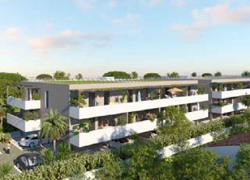 Appartement à vendre 39m2 à Agde