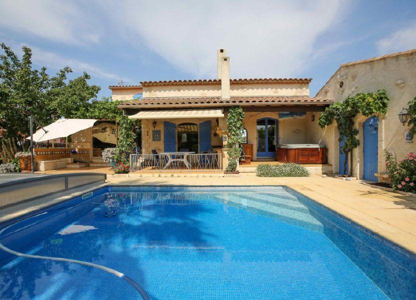 Maison à vendre 179.5m2 à Marseillan