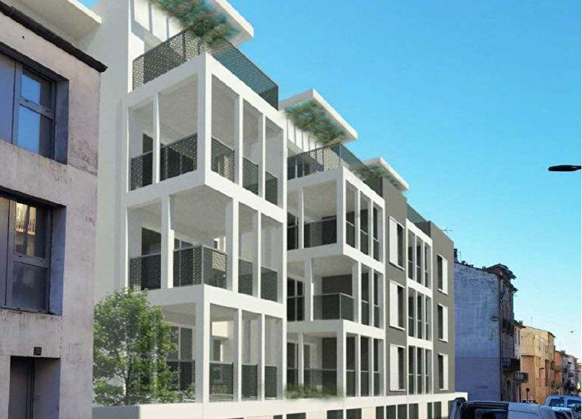 Appartement à vendre 44.67m2 à Béziers
