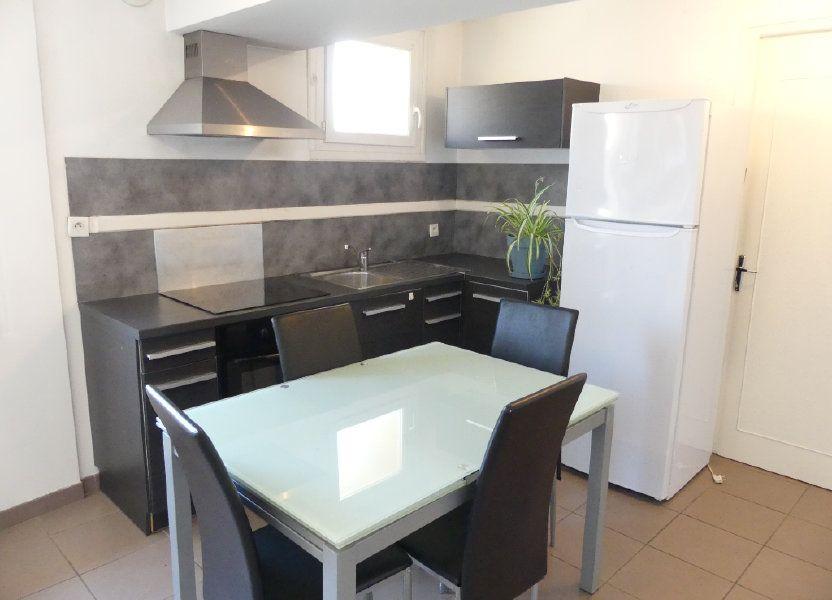 Appartement à vendre 43m2 à Sérignan